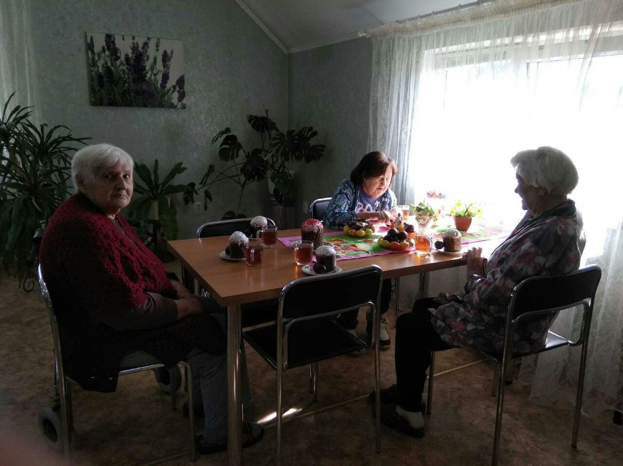 Пансионат для престарелых в калининградской области дом престарелых в казани помощь нужна