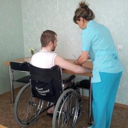 Пансионат для лежачих больных калининград дом престарелых с сиделкой